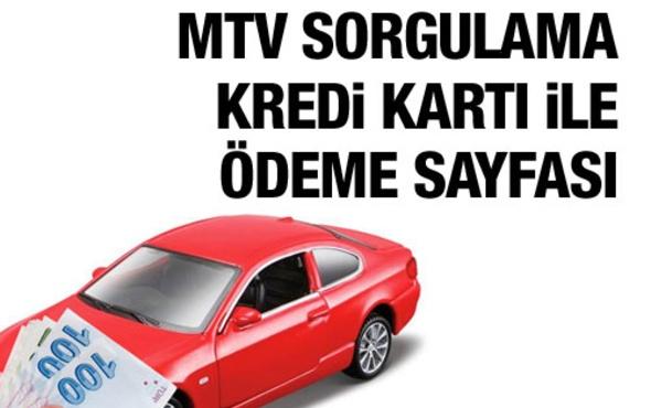 Kredi Kartı Ile Motorlu Taşıtlar Vergisi Ödemesi Nasıl Yapılır? (MTV)